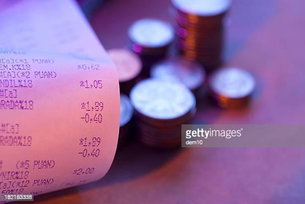 gesamtkosten - addierrolle stock-fotos und bilder