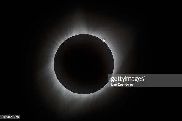 Total Eclipse on Monday August 21 at the Casper Convention Center in Casper Wyoming