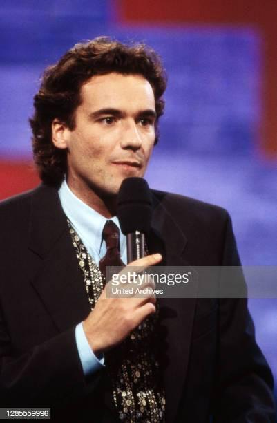 Total Lokal, Musik und Talk, Deutschland, Sendung vom 21. April 1995, Moderator: Thomas Tommi Ohrner.
