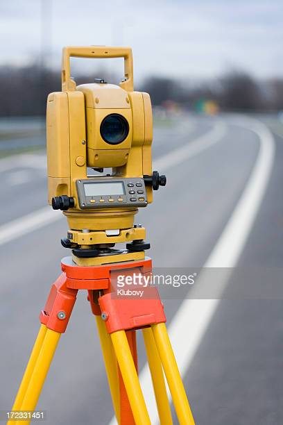 Total station (tacheometer)