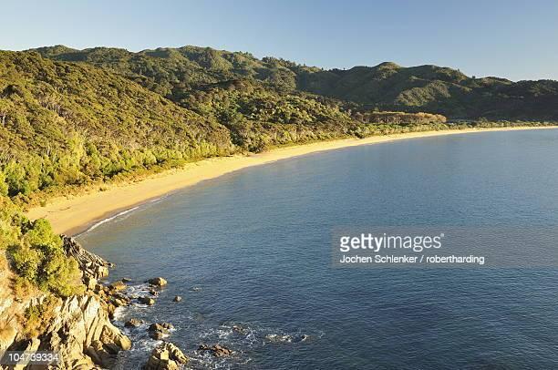 Totaranui Beach, Abel Tasman National Park, Tasman, South Island, New Zealand, Pacific
