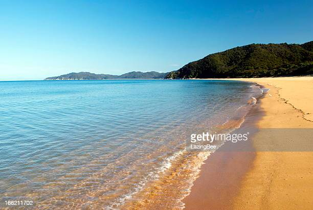 Totaranui Seascape, Abel Tasman National Park, New Zealand