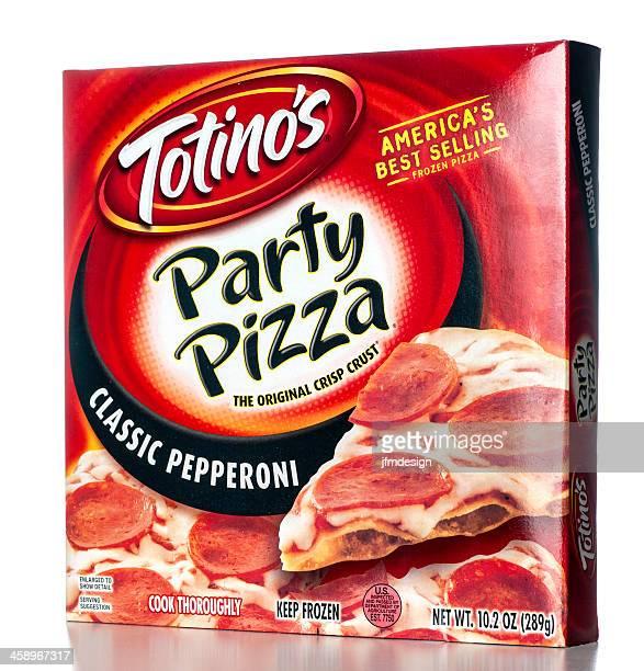 Totino clássico de Pizza de Pepperoni