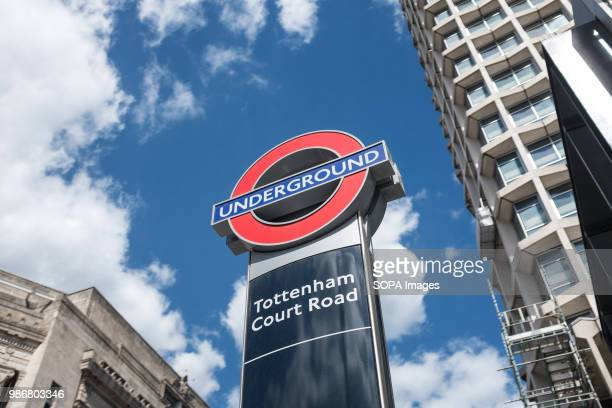 Tottenham court Road underground in London London is the Capital city of England and the United Kingdom it is located in the south east of the...