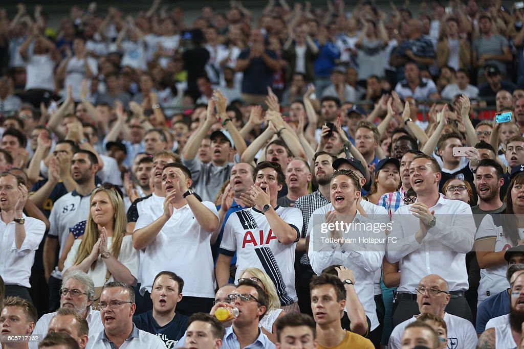 Tottenham Hotspur FC v AS Monaco FC - UEFA Champions League : News Photo