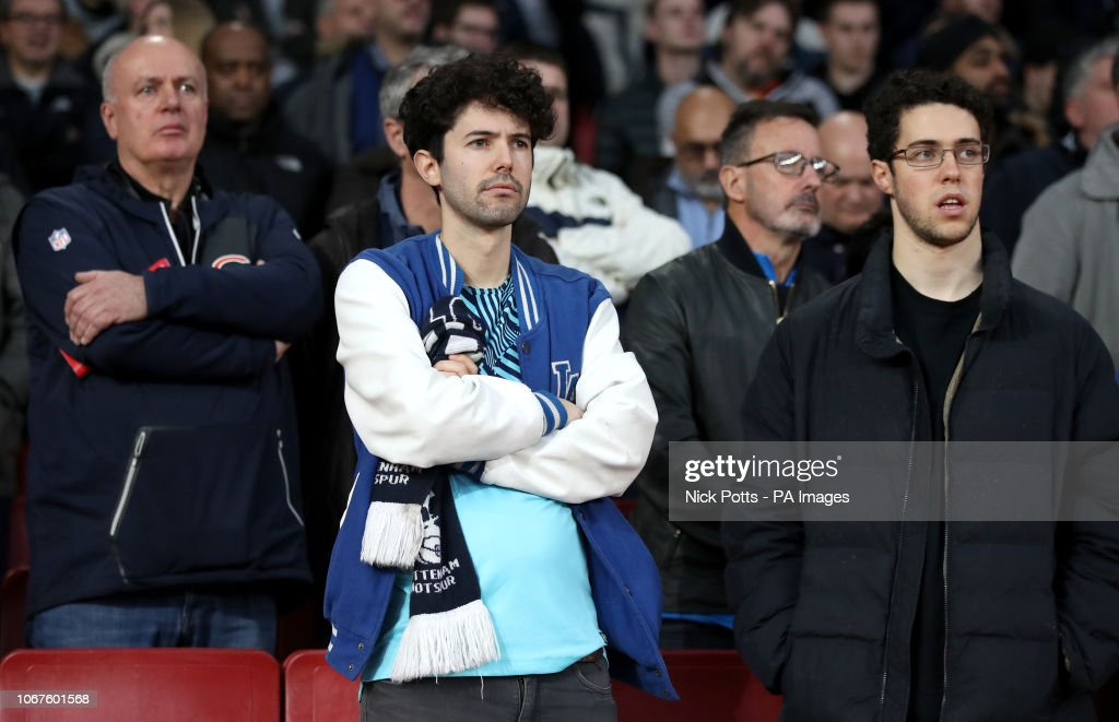 Arsenal v Tottenham Hotspur - Premier League - Emirates Stadium : News Photo