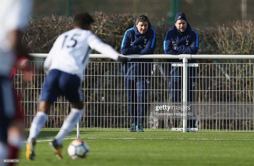 Tottenham Hotspur v Liverpool: U18 Premier League : News Photo