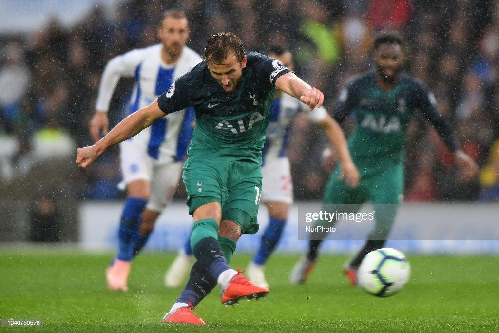 Brighton & Hove Albion v Tottenham Hotspur - Premiere League : Foto di attualità