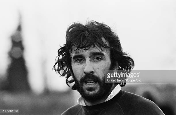 Tottenham Hotspur and Argentina footballer Ricardo Villa pictured at a Spurs training session in London on 10th March 1982