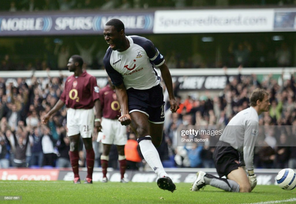 Tottenham Hotspur v Arsenal : News Photo