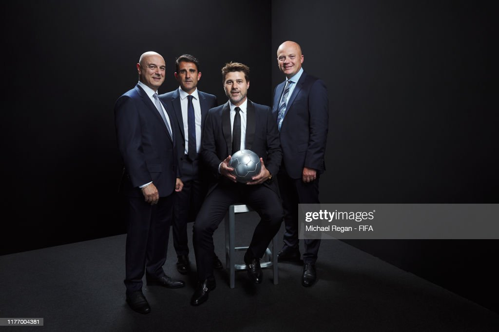 The Best FIFA Football Awards 2019 - Photo Booth : News Photo