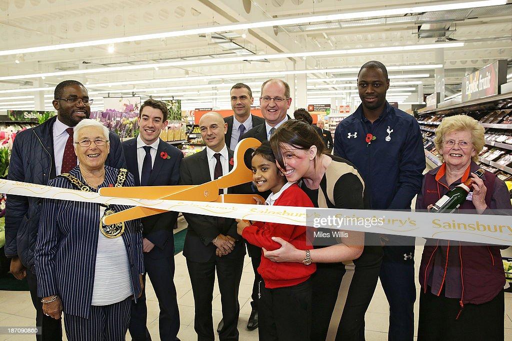 Sainsbury's Store Kicks Off Tottenham Hotspur Stadium Scheme