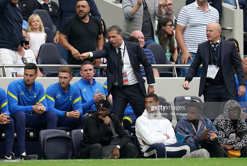 Tottenham Hotspur v Manchester City - Premier League - Tottenham Hotspur Stadium : News Photo