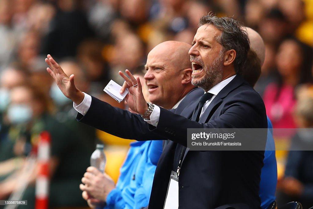 Wolverhampton Wanderers v Tottenham Hotspur - Premier League : Fotografía de noticias