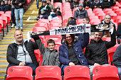 london england tottenham hotspur fans during