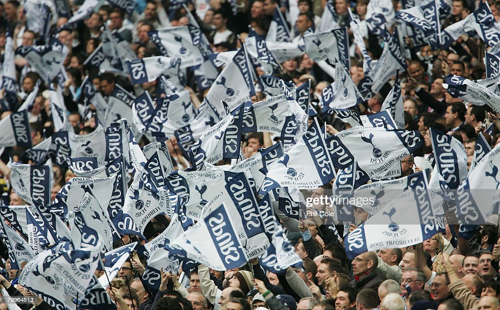 Tottenham Hotspur v Chelsea - Carling Cup Final : News Photo