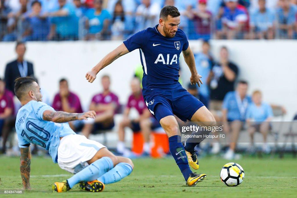 International Champions Cup 2017 - Manchester City v Tottenham Hotspur : News Photo