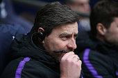 london england tottenham hotspur head coach