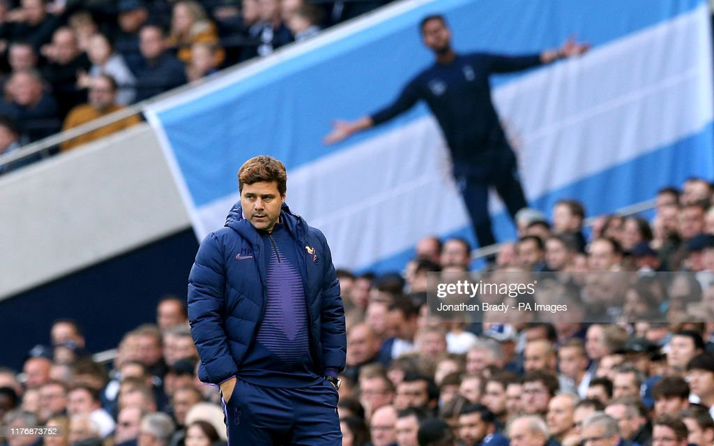 Tottenham Hotspur v Watford - Premier League - Tottenham Hotspur Stadium : News Photo
