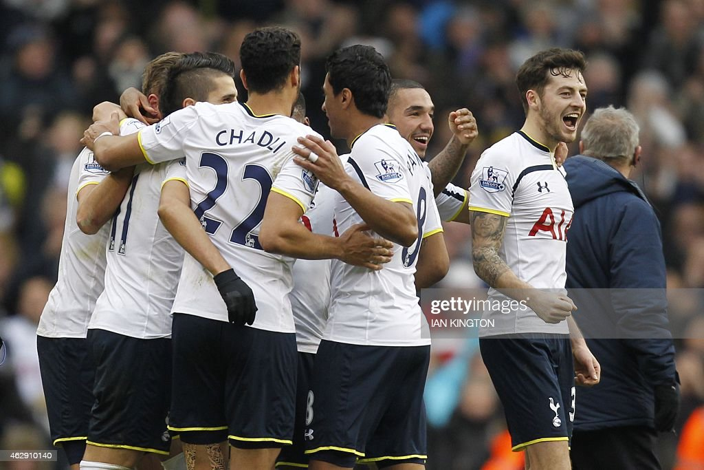 FBL-ENG-PR-TOTTENHAM-ARSENAL : News Photo