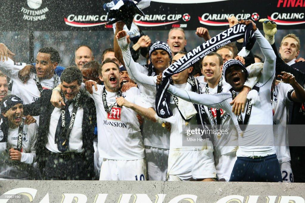 Tottenham Hotspur v Chelsea - Carling Cup Final : News Photo