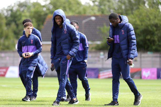 GBR: Dulwich Hamlet v Tottenham Hotspur U23: Pre-Season Friendly