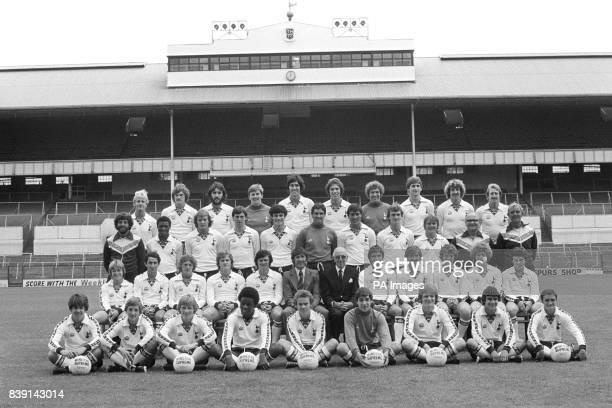 Tottenham Hotspur squad for the 197980 season Don McAllister Glenn Hoddle Ricardo Villa Mark Kendall John Lacy Colin Lee Barry Daines Mark Falco...
