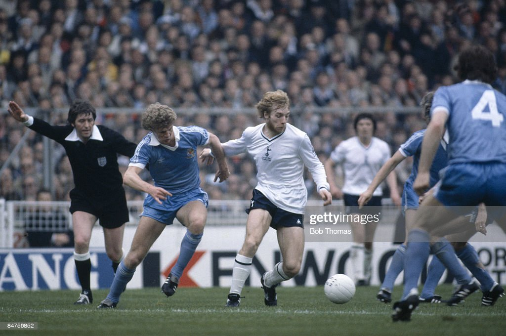 1981 FA Cup Final : News Photo