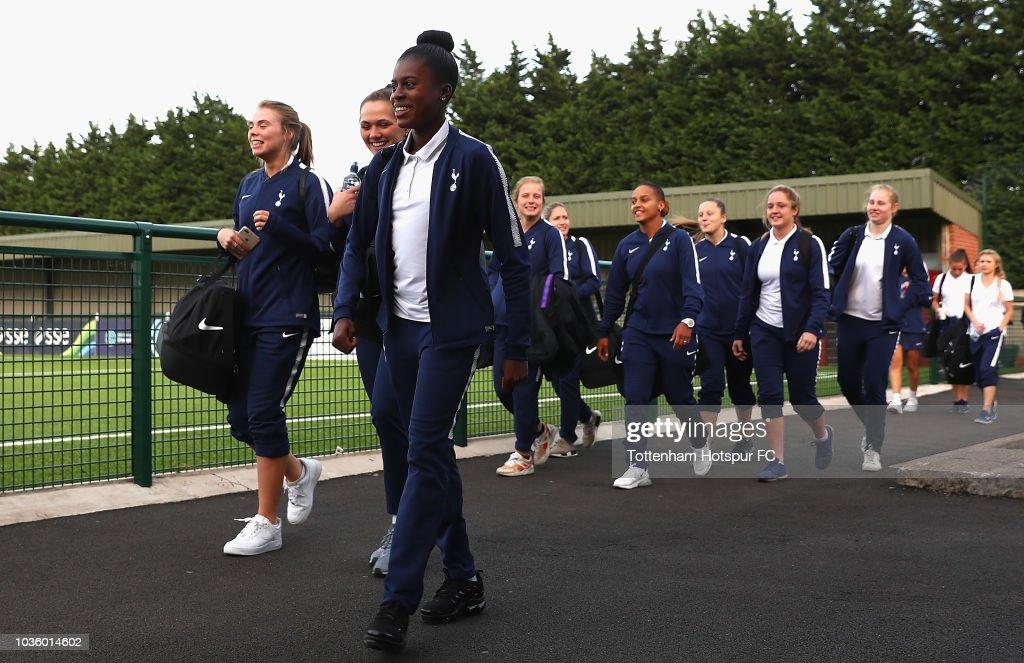 Leicester City Women v Tottenham Hotspur Women: WSL 2