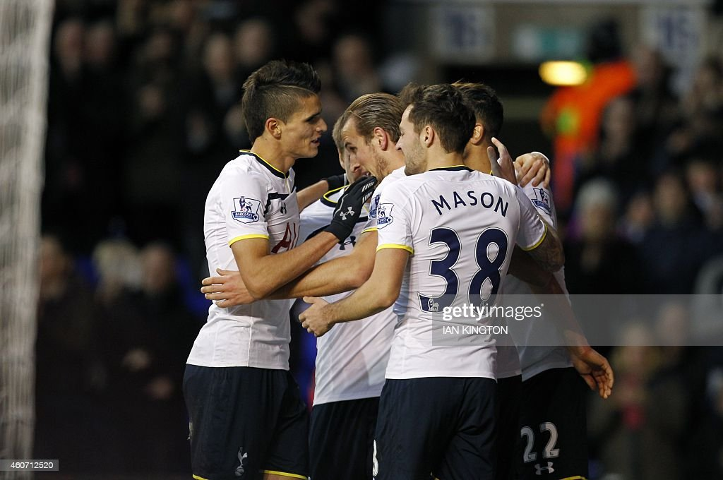 FBL-ENG-PR-TOTTENHAM-BURNLEY : News Photo