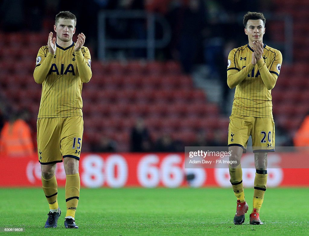 Southampton v Tottenham Hotspur - Premier League - St Mary's : News Photo