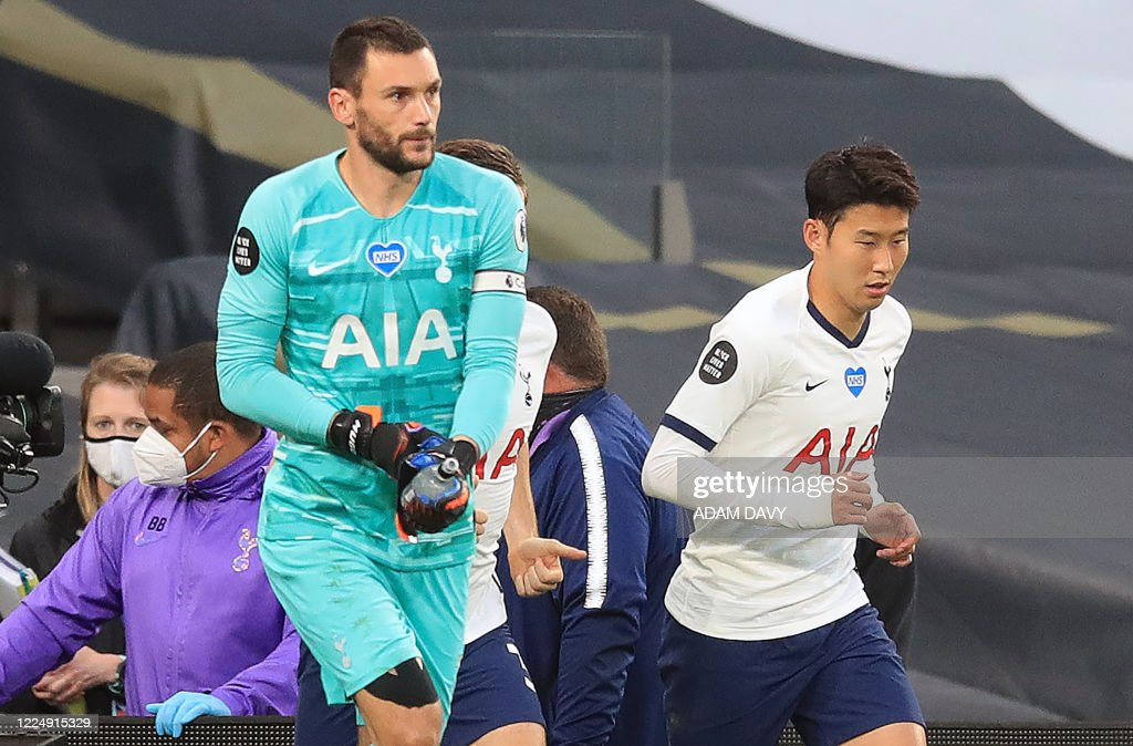 FBL-ENG-PR-TOTTENHAM-EVERTON : News Photo