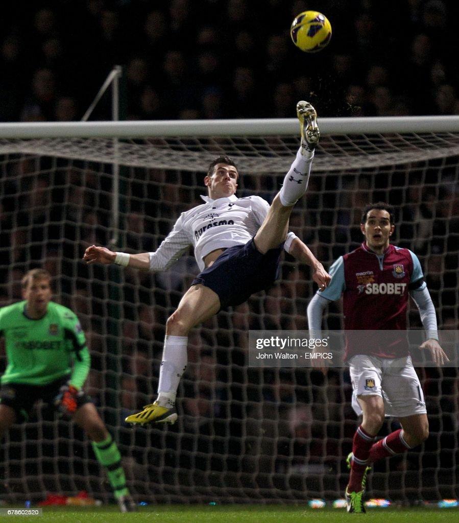 6b2379bc06b Soccer - Barclays Premier League - West Ham United v Tottenham Hotspur - Upton  Park
