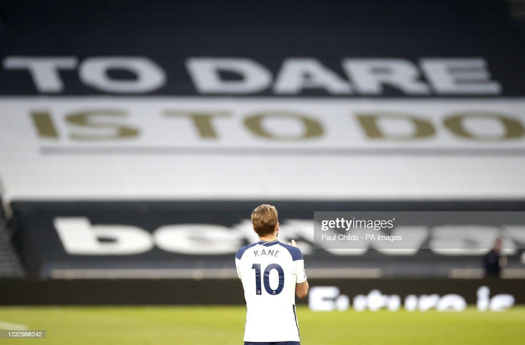 Tottenham Hotspur v Aston Villa - Premier League - Tottenham Hotspur Stadium : News Photo
