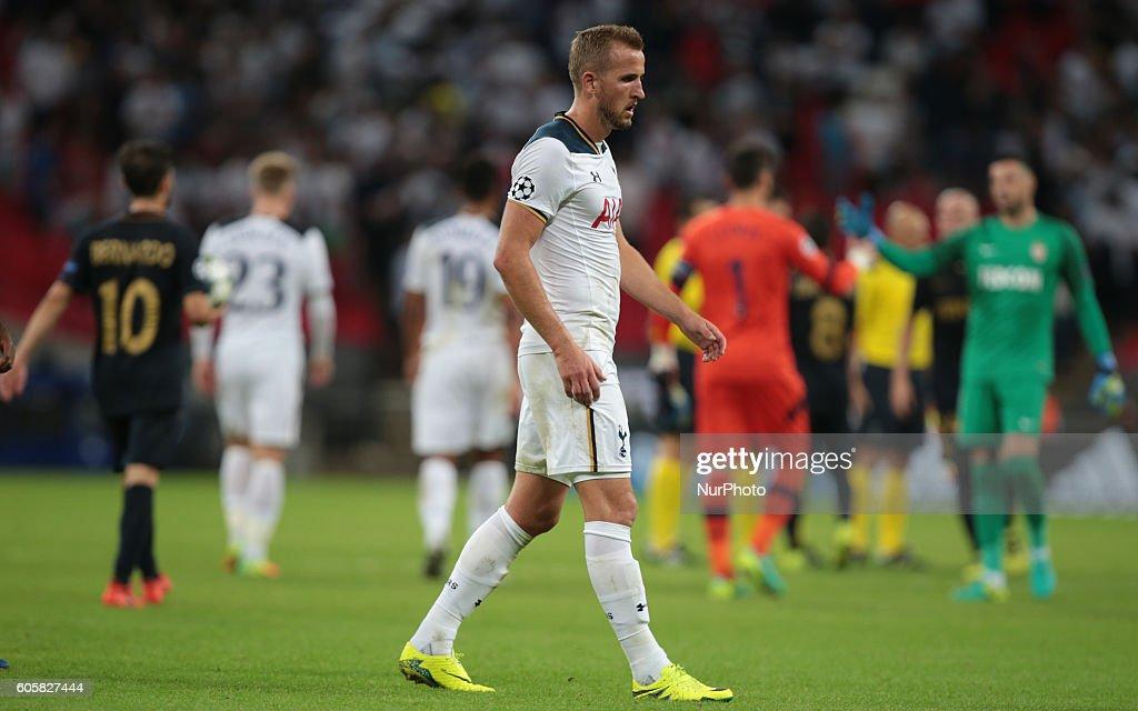 Tottenham Hotspur v Monaco - UEFA Champions League : News Photo