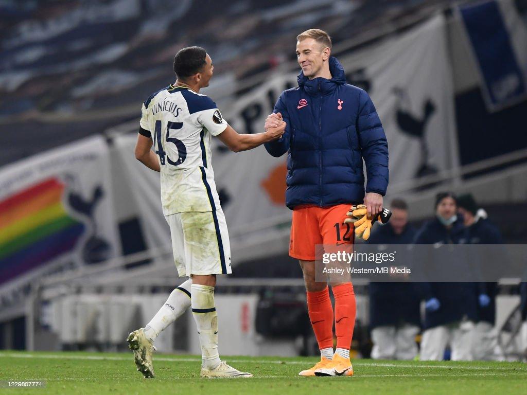 Tottenham Hotspur v PFC Ludogorets Razgrad: Group J - UEFA Europa League : News Photo
