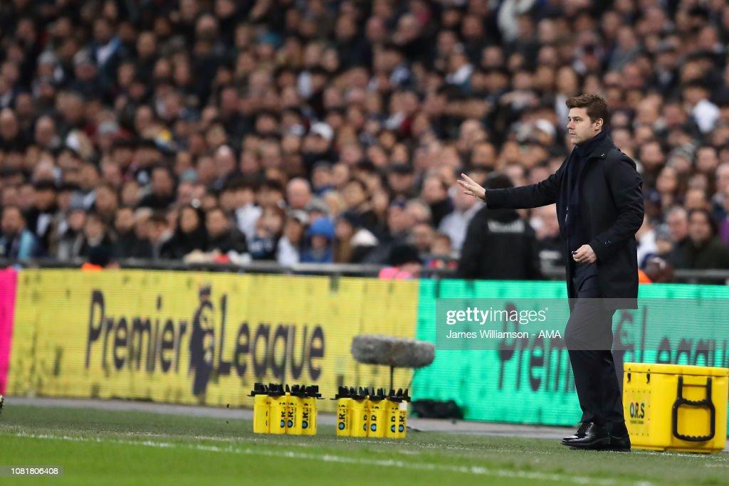Tottenham Hotspur v Manchester United - Premier League : News Photo