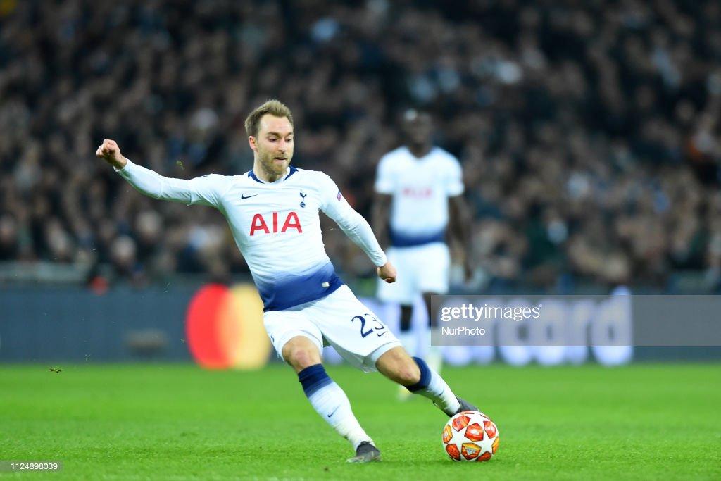 Tottenham Hotspur v Borusssia Dortmund - UEFA Champions League : News Photo