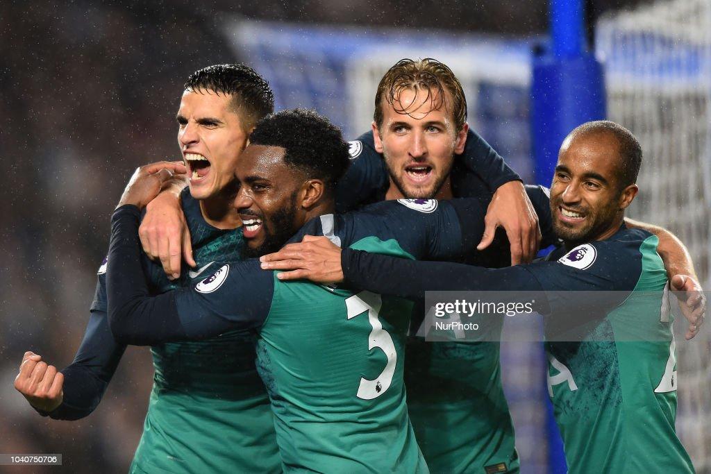 Brighton & Hove Albion v Tottenham Hotspur - Premiere League : News Photo