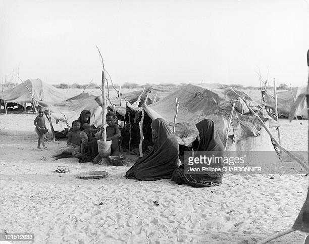 Touareg Camp Probably Slaves