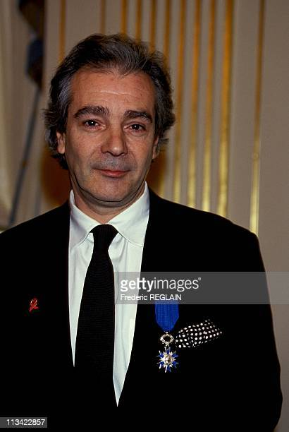 J Toubon Decorated For The Legion Of Honor B Dautun P Arditi Jacartier On April 6Th 1994