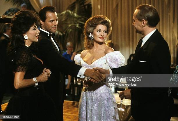 DYNASTY 'Touch Of Sable' Airdate November 10 1988 JOAN
