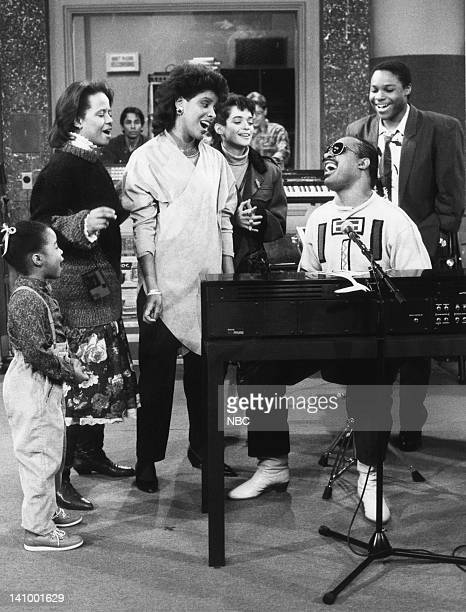 SHOW A Touch of Wonder Episode 18 Air Date Pictured Keshia Knight Pulliam as Rudy Huxtable Tempestt Bledsoe as Vanessa Huxtable Phylicia Rashad as...