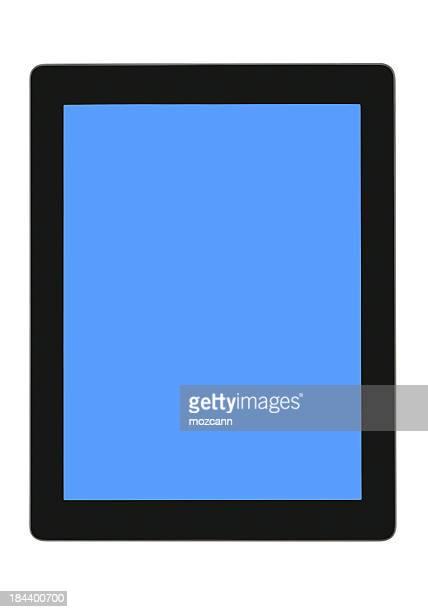 pc touch screen - chroma key foto e immagini stock