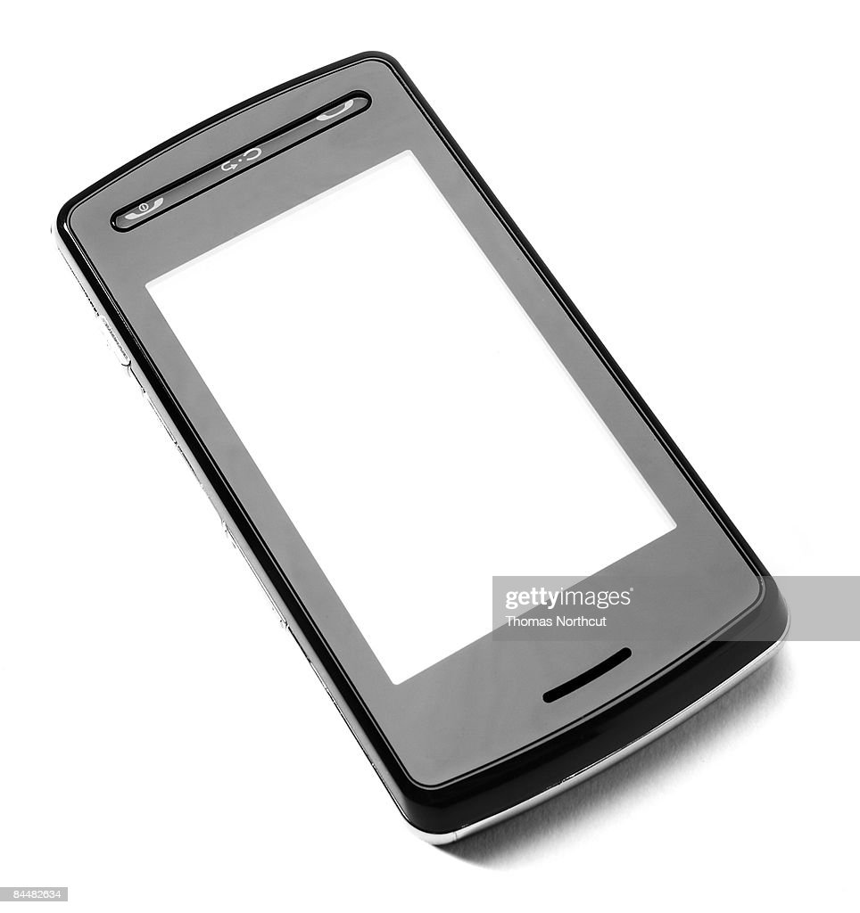 touch screen phone : Stock Photo