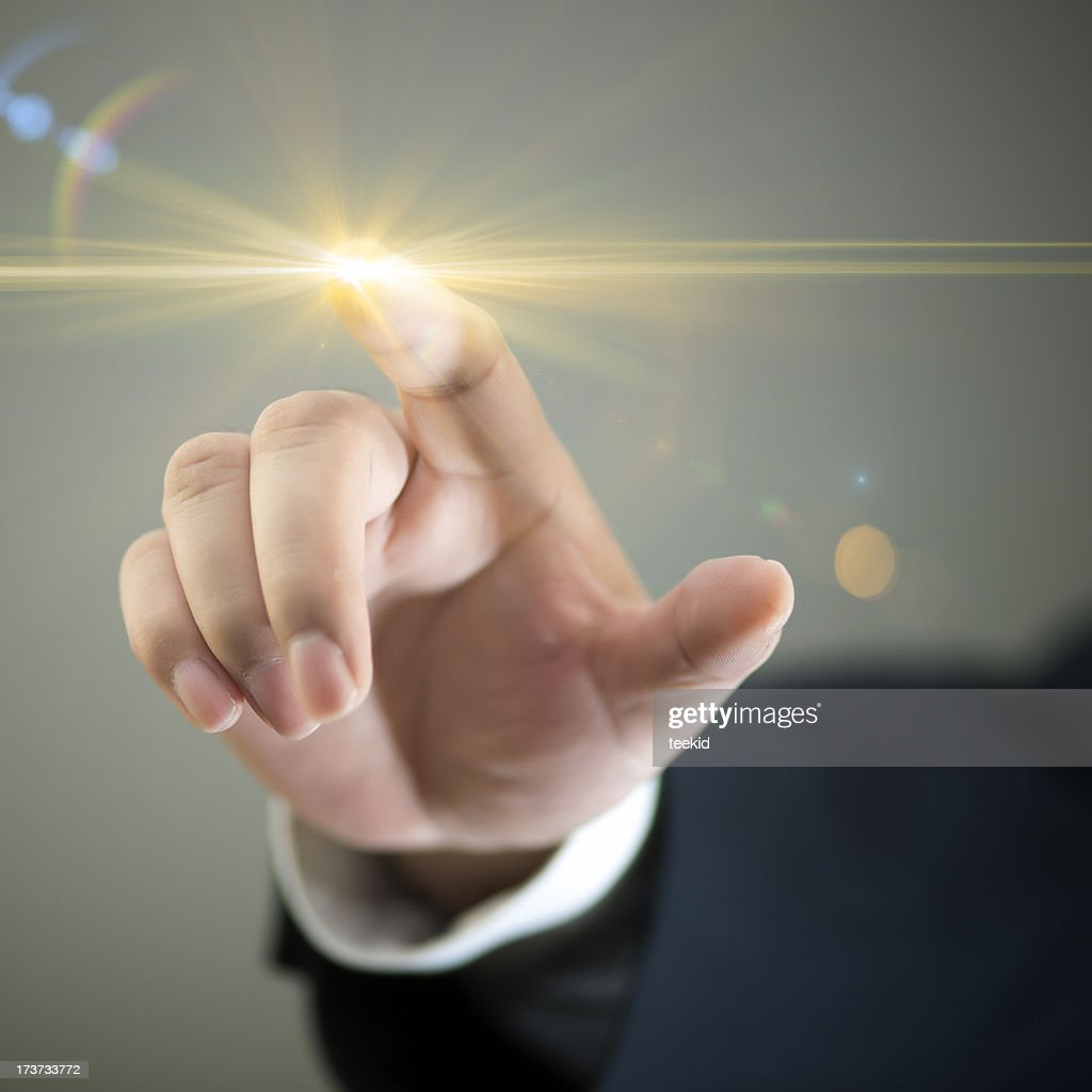 Touch Screen : Stock Photo