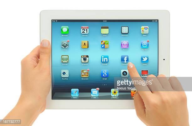 Toucher iPad 3