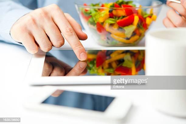 Berühren Bildschirm Tablet PC