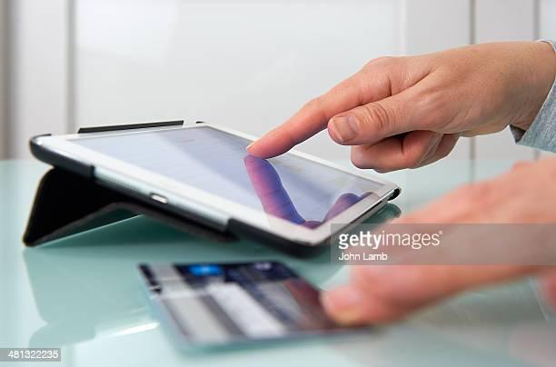 Touchscreen banking