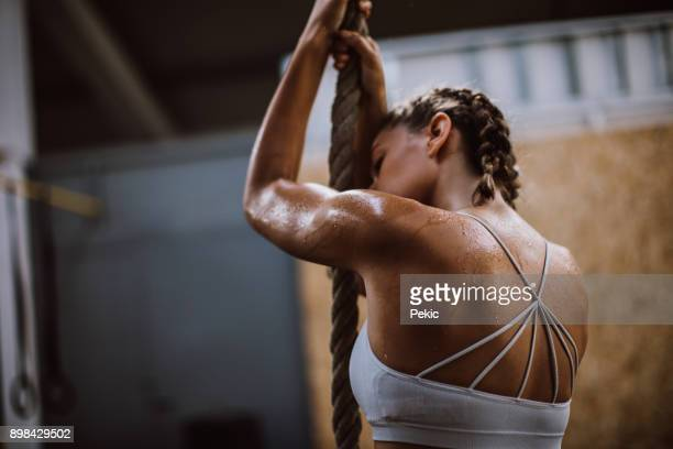 tough women - sports equipment stock pictures, royalty-free photos & images